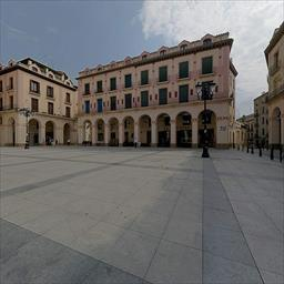 Visita virtual Plaza de López Allue, 4-6, 22001 Huesca