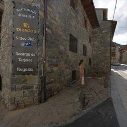 Virtual tour Panticosa City Council Panticosa